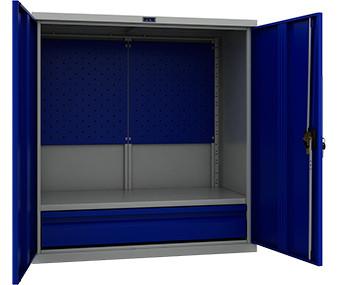 Шкаф инструментальный металлический ТС-1095 021010 (1000х950х500 мм)