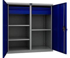Шкаф инструментальный металлический ТС-1095 100302 (1000х950х500 мм)