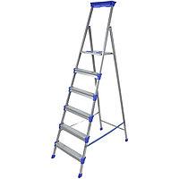 Лестница - стремянка широкие 8 ступени, Ника СМ8