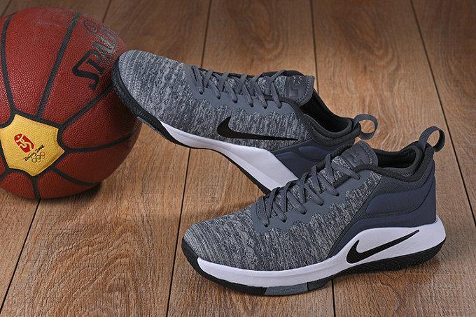 69975e8b Баскетбольные кроссовки Nike Lebron Air Zoom Witness 2 Grey Black White,  цена 25 900 Тг., купить в Алматы — Satu.kz (ID#51126356)