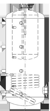 Бак ВТА/Н-1 750/270 л