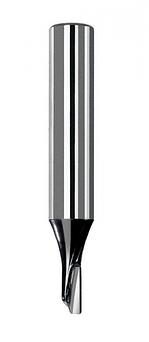 (36633) Фреза пазовая прямая с одним лезвием, DxHxL = 3x10x52 мм