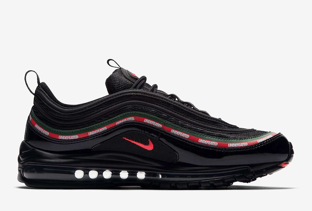 Кроссовки Nike Air Max 97 Ultra '17 Black Red