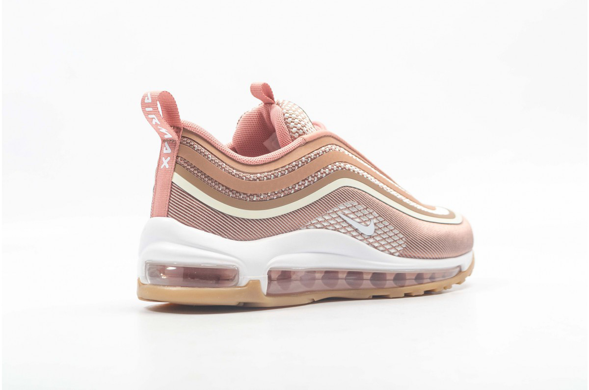 factory authentic 85762 c5077 Кроссовки Nike WMNS Air Max 97 Ultra '17 Rose Gold