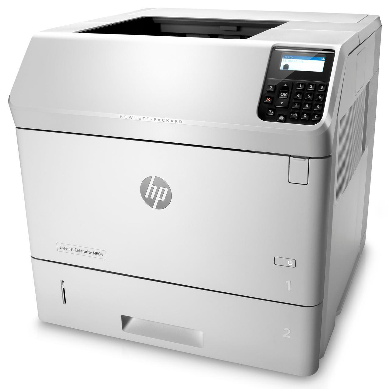 Лазерный принтер HP E6B69A HP LaserJet Enterprise M605n (A4)