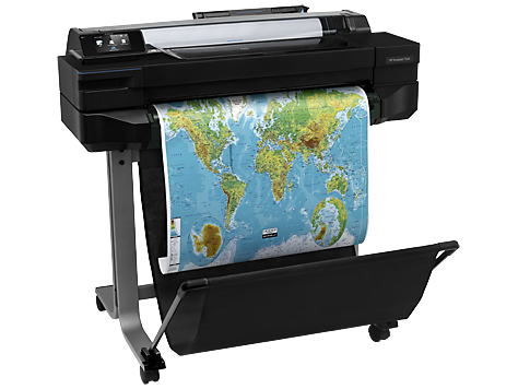 Плоттер HP CQ890C HP DesignJet T520 24-in (A1/610 mm)