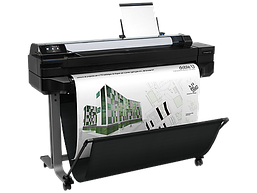 Плоттер HP CQ893C HP DesignJet T520 36-in (A0/914mm)