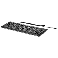 Клавиатура HP QY776A6 USB Keyboard (KAZ)