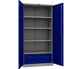 Шкаф инструментальный металлический ТС-1995-004020 (1900х950х500 мм)
