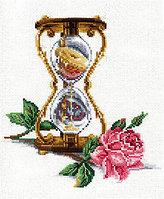 """Набор для вышивания крестом """"Песочные часы"""""""