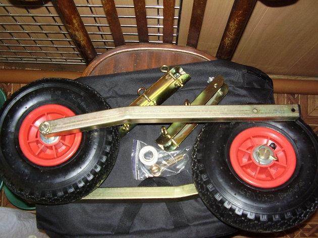 Транцевые колеса для лодок., фото 2