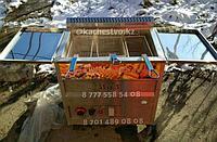 ЧИКЕН Аппарат на 30 Литров Газовый, Профессиональная Фритюрница, фото 1
