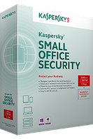 Kaspersky Small Office Security 5 for Desktop, Mobiles and File Servers