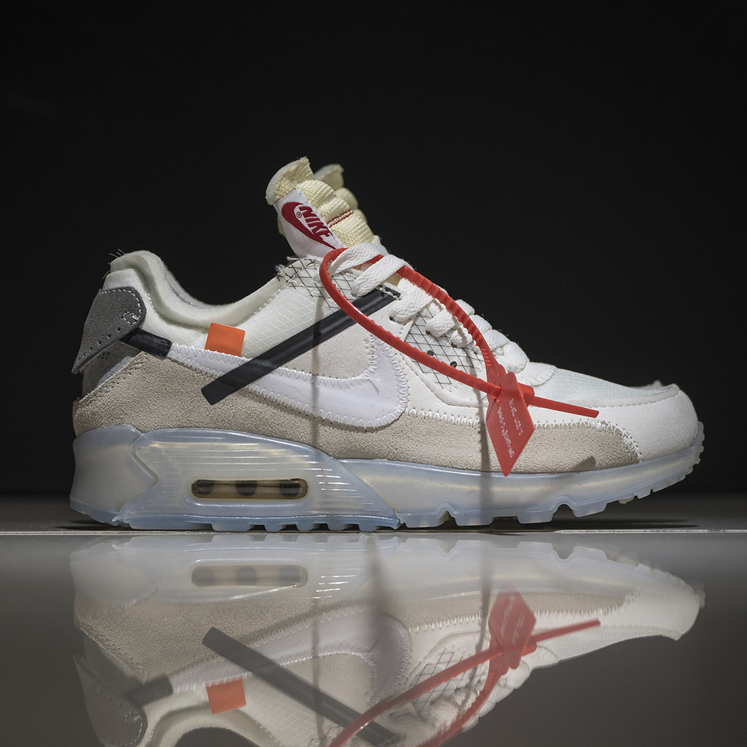 new style 4a7f6 677f5 Nike Air Max 90 x Virgil Abloh