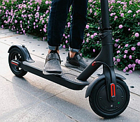 Дубликат Электросамокат Xiaomi Electric Scooter, Черный(Black)