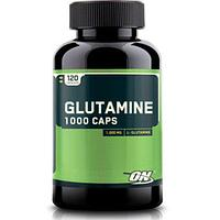 Optimum Nutrition Glutamine 1000 mg 120 капс.
