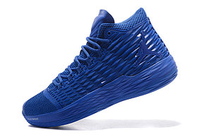 "BlueБаскетбольные кроссовки Nike Air Jordan Melo XIII (13) from Carmelo Anthony ""Blue"""