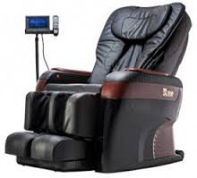 Массажное кресло VENERDI IMPERANTE из натуральной кожи           арт. TK17244