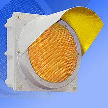 Светофор светодиодный Т7.1 мигающий 12В, 1,5 Вт                арт. Sb21366