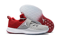 "Кроссовки Air Jordan Trainer 2 Flyknit ""Red/Grey/White"" (40-46), фото 1"
