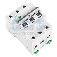 EZ9F34363 Автомат 3-полюсный 63А 4, 5кА (хар-ка C) EASY 9 Schneider Electric