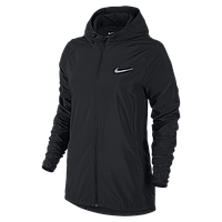Nike Куртка Nike Essential Jacket Hooded  (855153-010, Nike, M, Вьетнам, черный)