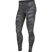 Nike Лосины Nike Power Essential Tight Printed (890421-060, Nike, S, Вьетнам, серый)