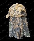 Бейсболка Охотник смесовая ткань / соты, 59-60, фото 2