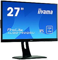 Монитор XUB2792QSU-W1 Iiyama LCD 27'' 16:9 2560х1440 IPS