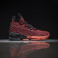 "Nike LeBron 15 PE ""Red and Black"", фото 1"