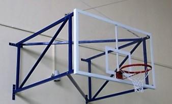 Щит баскетбольный (каленое стекло)