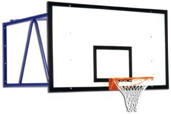 Щит баскетбольный (Металл)