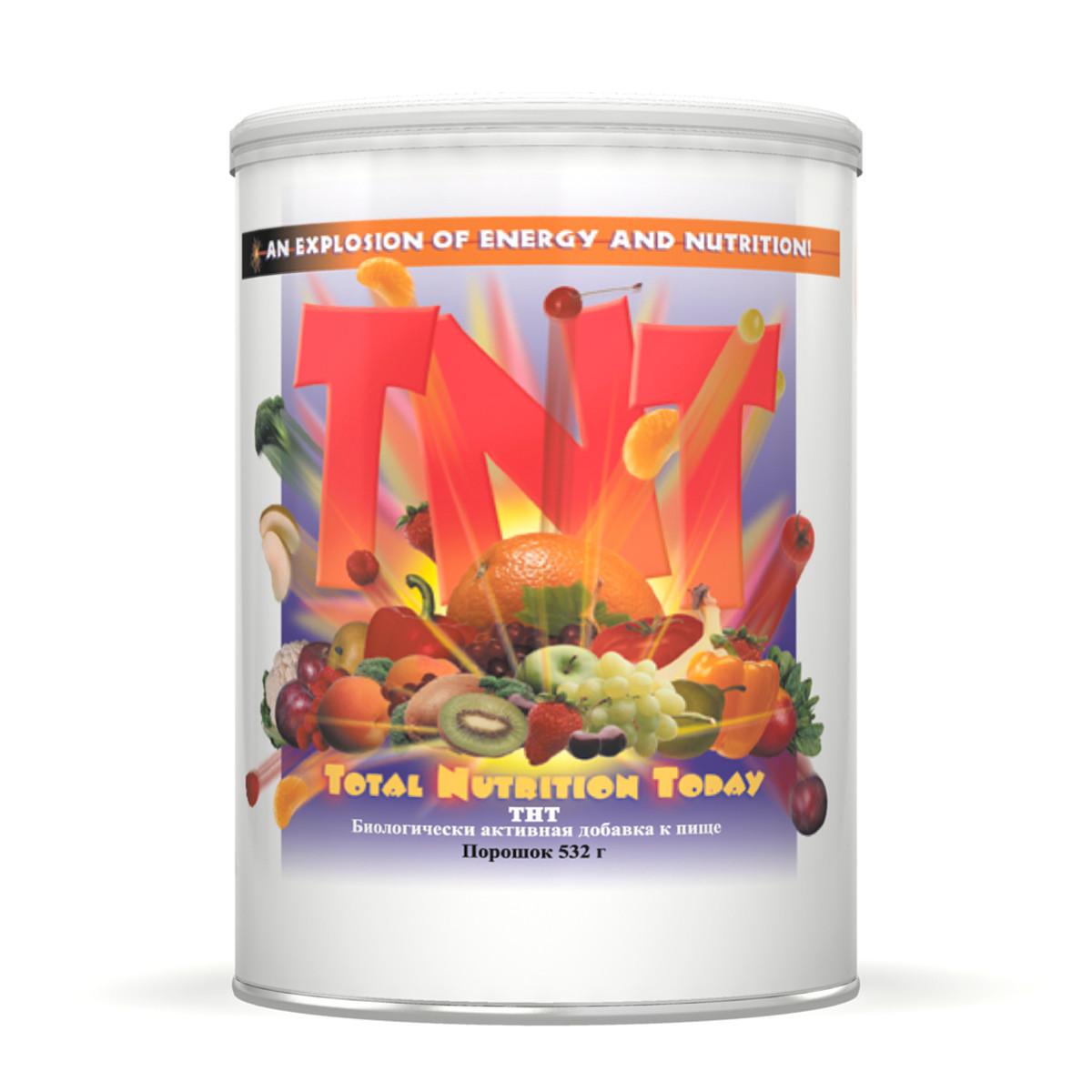 Бад Витаминный коктейль TNT НСП Полноценное питание сегодня
