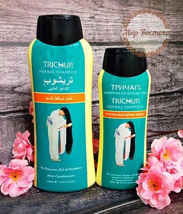 Тричап шампунь от выпадения волос Trichup (Тричуп 200 мл), фото 2