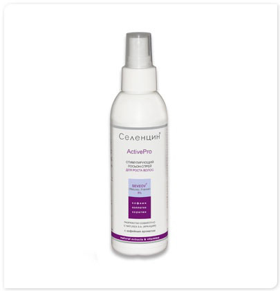 Селенцин - спрей для роста волос