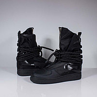 Ботинки Nike Special Forces Air Force 1 Boots Black