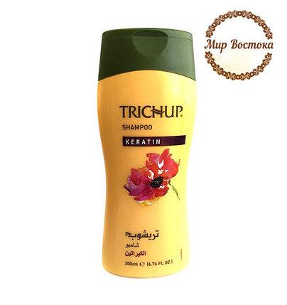 Шампунь с кератином тричап Trichup Keratin ( Тричуп 200 мл), фото 2