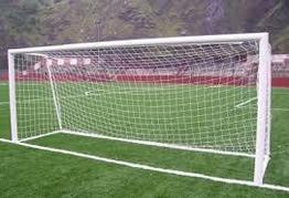 Ворота для футбола стационарные (разборные)