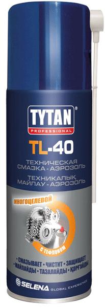 СМАЗКА TL-40 универсальная TYTAN