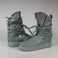 Ботинки Nike Special Forces Air Force 1 Boots Grey