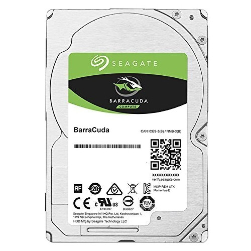 Жесткий диск HDD 5Tb Seagate Barracuda ST5000LM000