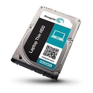 Жесткий диск HDD 500 Gb Seagate LaptopThin ST500LM021