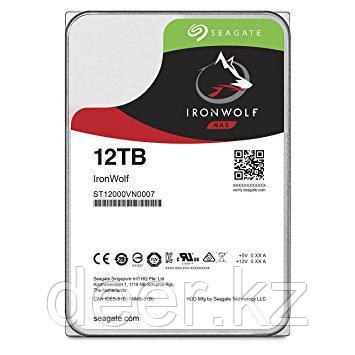 Жесткий диск HDD 12Tb Seagate IronWolf ST12000VN0007