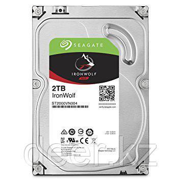 Жесткий диск HDD 2Tb Seagate IronWolf ST2000VN004