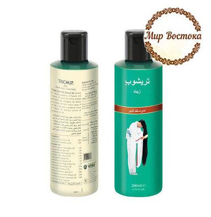 Масло Тричап от выпадения волос Trichup (Тричуп 200 мл), фото 2