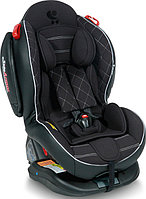 Автокресло ARTHUR ISOFIX Black Leather 1766 (Bertoni /Lorelli, Болгария)