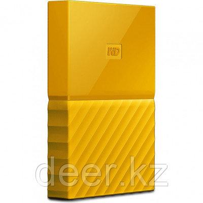Внешний жёсткий диск WD My Passport WDBBEX0010BYL-EEUE 1TB