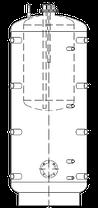 Бак ВТА/Н-2 400/80 л