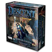 Настольная игра: Descent. Поместье Воронов, фото 1