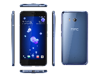 Смартфон HTC U11 EEA Amazing Silver, 5.5'' 2560x1440, 2.45GHz, 8 Core, 4GB RAM, 64GB, up to 2TB flash, 12Mpix/16Mpix, 2 Sim, 2G, 3G, LTE, BT, Wi-Fi,